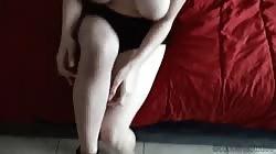 Tifa BIG TITS Stripper Teen Step Sis Fucks Bro To Keep Secrets - Skylar Vox