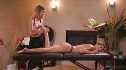 """Abella Danger, Haley Reed Lesbian """"The detective and the thief"""""""