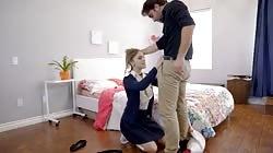 Kristen Scott, Hot Sex With Schoolgirl